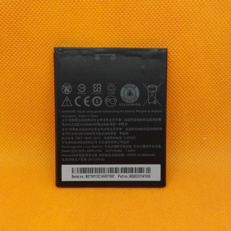 ALLCCX haute qualité mobile téléphone batterie BOPL4100 pour HTC 526 526G + D526H avec bonne qualité