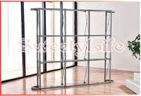 Wedding Flower Wall Stand Aluminum Flower Backdrop Frame pipe Good Quality wedding Supply