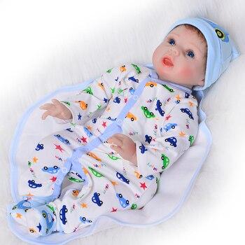 Кукла-младенец KEIUMI KUM22CB02-M06 4