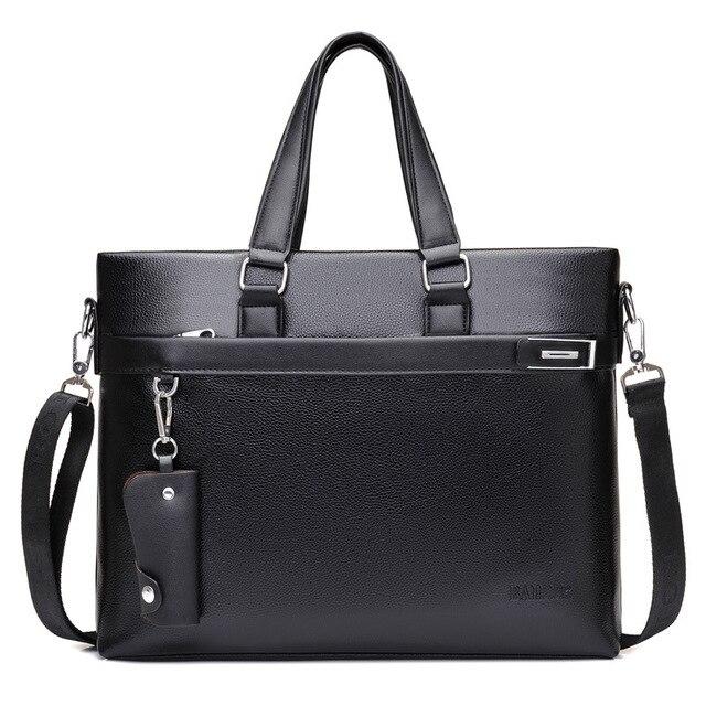 7422b0c69b Designer Handbags High Quality Tote Bag Men Messenger Bags Business Man Top  Soft PU Leather Bags Men Shoulder Bag Briefcase