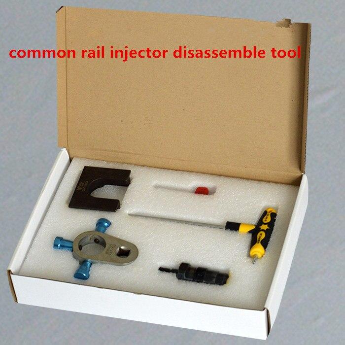 Outil de réparation à moyenne pression à rampe commune c7/c9, outil de démontage à rampe commune, adaptateur pour outil C7 C9