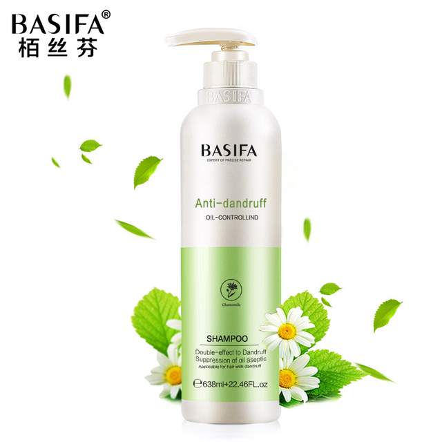BASIFA Dandruff  Hair Shampoo Hair Care anti-dandruff scalp  hair care fresh and clear