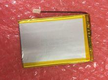 Interiores Universal 3000 mah 3.7 V Batería Para DEXP Ursus NS270/NS170 3G Hit/A169 Tablet Intercambio de Polímero li-ion reemplazo