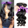 Unprocessed Indian Loose Wave Virgin Hair 3 Bundle Deals 10A Grade Virgin Human Hair Extensions Indian Virgin Hair Loose Wave