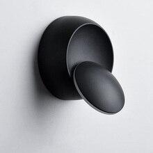 6 Вт Настенный светодиодный светильник s прикроватная лампа для спальни Лофт бра регулируемый светильник вращающийся на 360 современный домашний креативный Декор