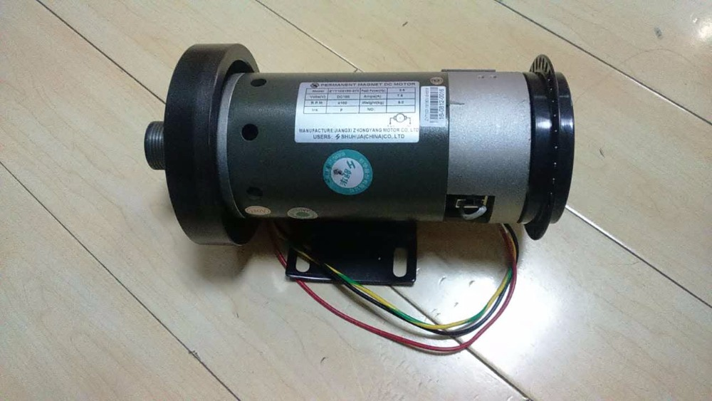 Fast Shipping 2.5HP DC motor ZYT102150-279 ZYT102150 treadmill motor suit treadmill SHUA SH-5518 SH-5517 SH-5918 SH-5110 fast shipping 5hp dc motor suit for treadmill model universal motor