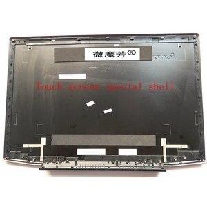 Image 2 - מגע מסך LCD חזרה מקרה כיסוי הרכבה עבור lenovo Y50 Y50P Y50 70 Y50 80 Y50P 70 Y50P 80 LCD למעלה כיסוי