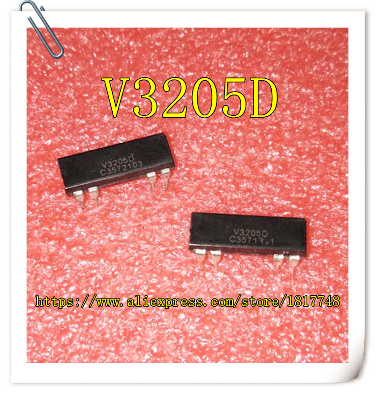 10PCS/LOT V3205D V3205 MN3205 DIP-8
