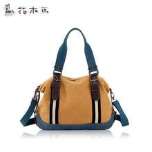 2016 new canvas handbag brand design origin fashion handbag leisure travel bag