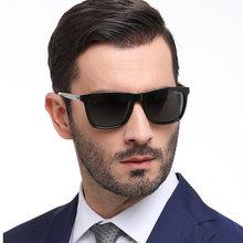 Unissex alumínio polarizado óculos de sol quadrados para homens/mulher espelho uv400 óculos de sol óculos de sol oculos de sol