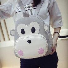 Новая коллекция симпатичные мультфильм женщин рюкзак корейский стиль лето свежий студент опрятный стиль случайный все матч мешок школы книга сумка