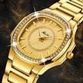 Vrouwen Horloges Designer Merk Luxe Vrouwen Trending Patek Dames Wtist Horloge Quartz Diamond Gold Horloge Kerstcadeaus Voor Vrouwen