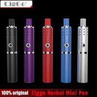 New Original Ciggo Herbstick Eco Vaporizer Dry Herb Airflow Hole 2200mah Mini Vape Pen Style VS