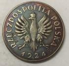 1924  Poland 2 Zlote...