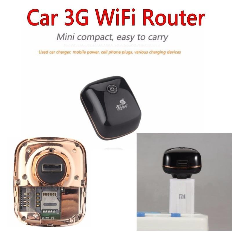 3G Mobile Wifi Hotspot Car USB Modem 7.2Mbs Universal Broadband Mini Wi-fi Routers Mifi Dongle with SIM Card Slot