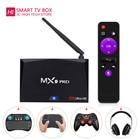 MX9 PRO RK3328 TV Box Quad-Core Android 7.1 Bluetooth 4.0 4GB + 32GB/2GB+16GB WiFi 2.4G 3D Games HDCP HDMI Smart Media Player