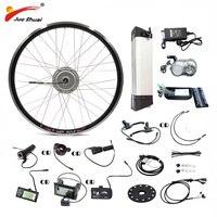 BAFANG Motor Wheel 36V 250W 350W Electric Bike Conversion Kit with Battery 8FUN Front Hub Motor bafang Ebike Electric Bike Kit