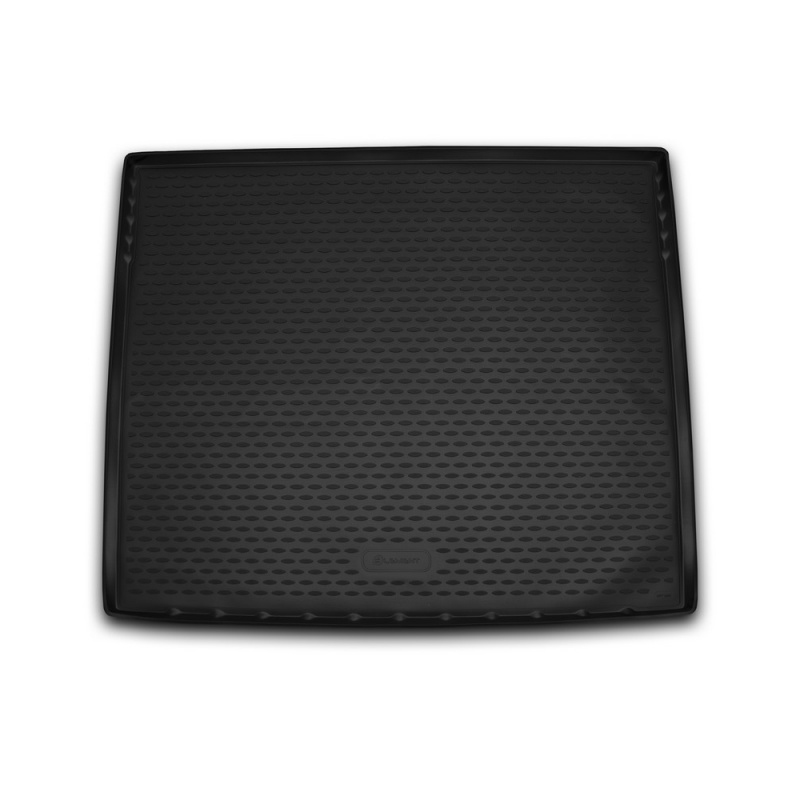 Mat trunk For CADILLAC Escalade 2015->, внед. lengths... 1 PCs (polyurethane) mat trunk fit for for volkswagen touareg 2018 внед 1 pcs polyurethane