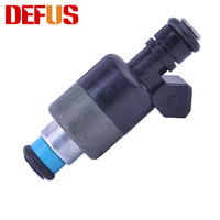 4x Flow Matched Fuel Injector 17133919 OEM Car Styling Nozzle Fuel High Performance Engine Injection Valve
