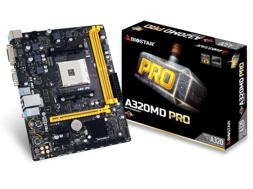 Super Us 75 0 Full New Biostar A320Md Pro A320 Chipset Am4 Interface Desktop Pc Motherboard Micro Atx In Motherboards From Computer Office On Interior Design Ideas Oteneahmetsinanyavuzinfo