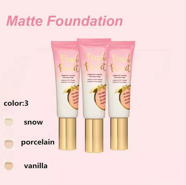 Free Shipping Makeup Too Face Foundation Peach Face Foundation