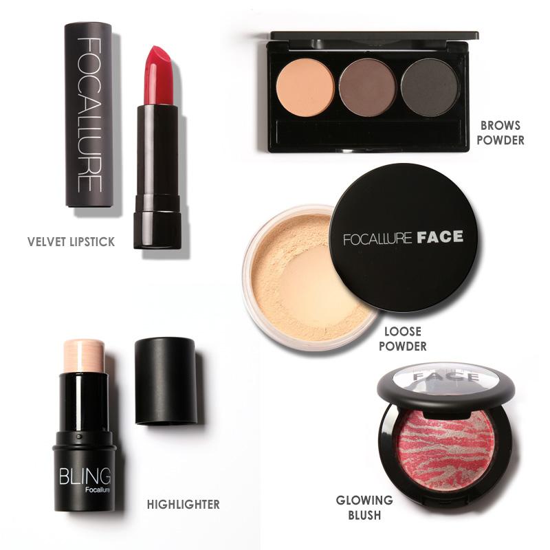 8pcs Makeup Set (2)