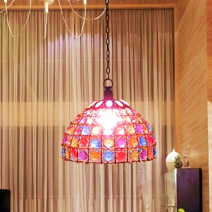 FREE SHIPPING EMS pendant light entranceway aisle lights pendant lamp pendant light balcony stair pendant light modern retro balcony entranceway aisle lights american brief iron single head christmas bells ceiling light free shipping