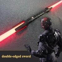 Новое поступление высокое качество Professional YDD косплэй световой меч со светом Звук Led красный цвет зеленый, синий сабля лазерная металлически