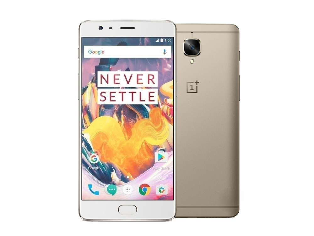"""Image 5 - Original New Unlock Version Oneplus 3T A3003 Mobile Phone 5.5"""" 6GB RAM 64GB Dual SIM Card Snapdragon 821 Android Smartphone-in Cellphones from Cellphones & Telecommunications"""