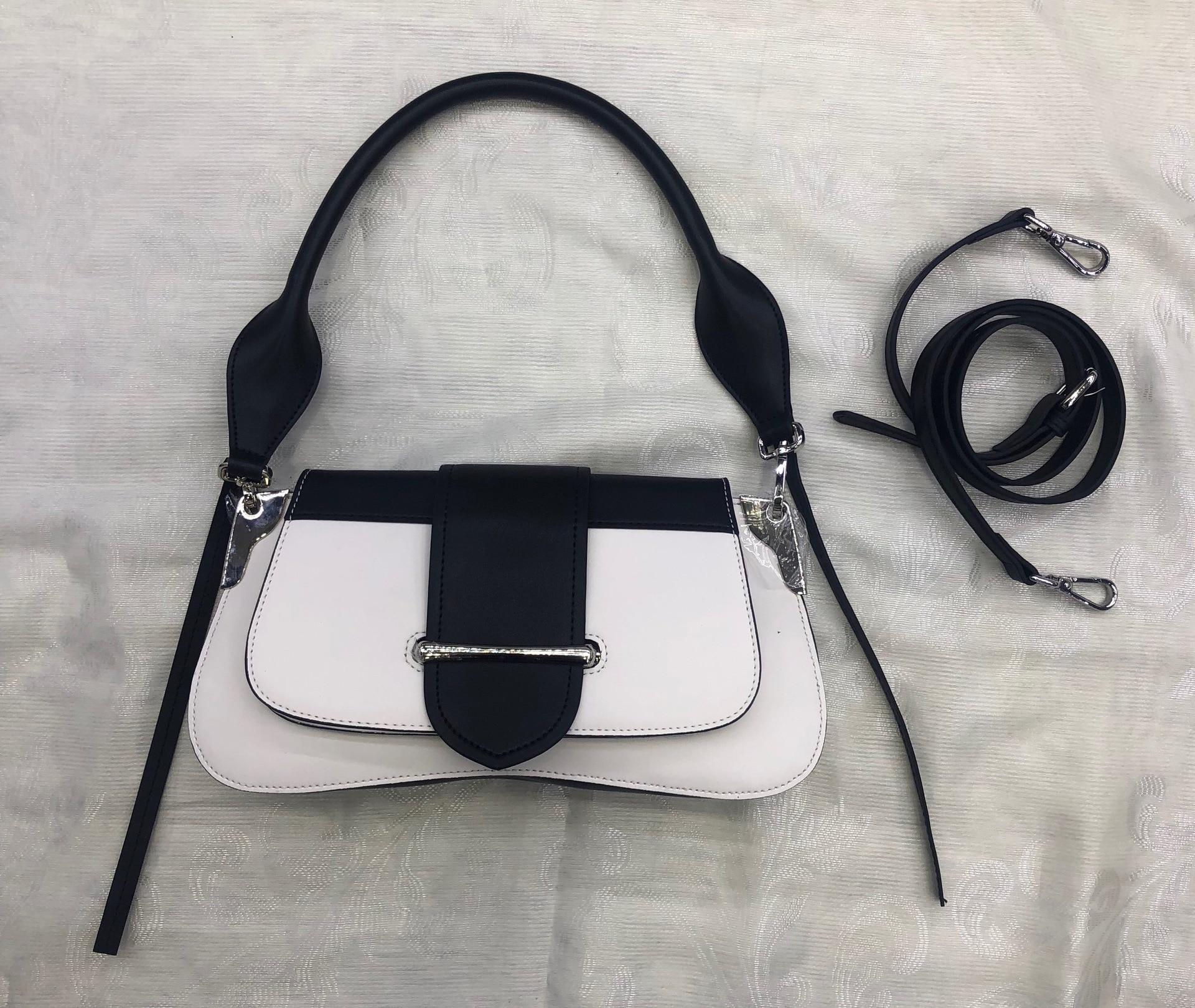 Bolsas de luxo bolsa feminina 2019 couro