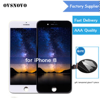 Grade AAA Quality LCD Display For Apple iPhone 8 8G A1863 A1905 LCD 4.7'' 3D Touch Screen Digitizer Assembly +gift free shipping