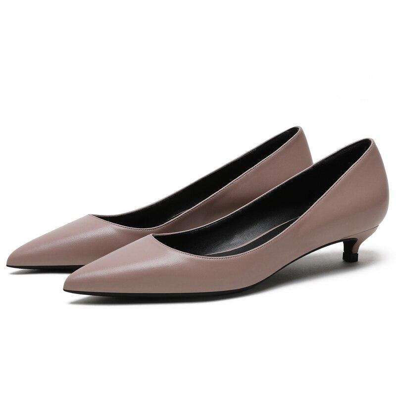 Лидер продаж; фирменный дизайн; новые туфли лодочки из овчины; модная офисная обувь; Соблазнительные туфли на низком каблуке для свадьбы и вечеринки; F0083 Туфли      АлиЭкспресс