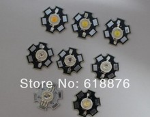 50pcs 1W 3W High Power LED light , Red, Green, Blue, Yellow, RGB,white(neutral White), Warm White, Cool White