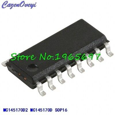 1pcs/lot MC145170D2 MC145170D MC145170 SOP-16