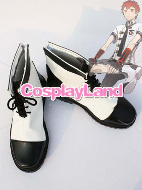 Final Fantasy Type-0 Eight Cosplay Shoes Boots Custom Made