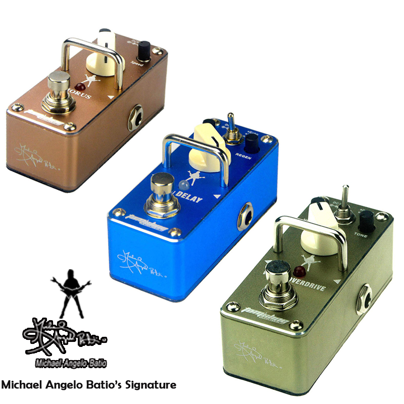 buy strumenti musicali guitar parts chorus overdrive delay effect pedal for. Black Bedroom Furniture Sets. Home Design Ideas