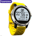 F69 Smart Watch IP68 Waterproof Pedometer Sedentary Reminder Heart Rate SMS Reminder Smartwatch for Android 4.3 iOS 8.0 Phone