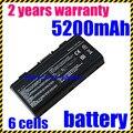 Jigu [preço especial] new bateria do portátil para asus t12 t12c t12er t12fg x51 x51h x51l, 90-nqk1b1000y a32-x51 a32-t12 a32-t12j