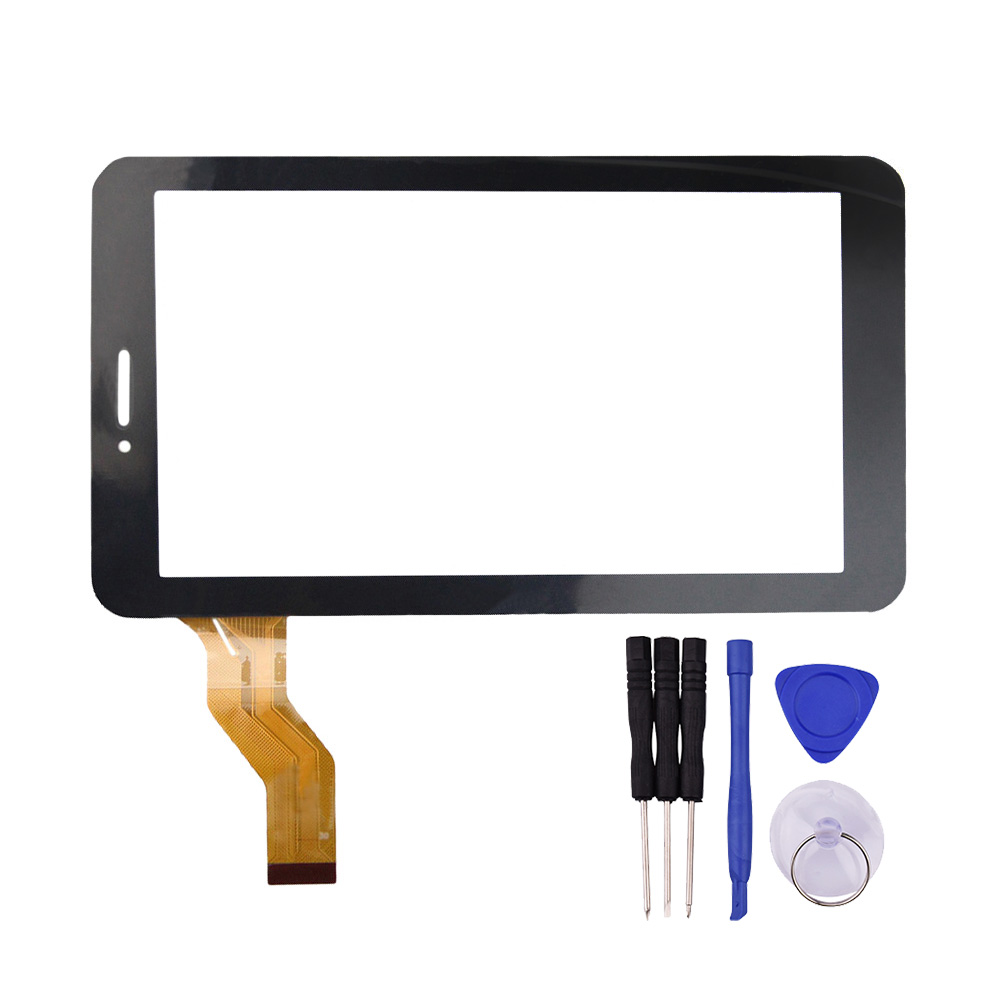 Brand New 7 inch Black Touch Sreen for  TG79 3G TX56 TX55 TX33 Digitizer Glass Panel Sensor Replacement
