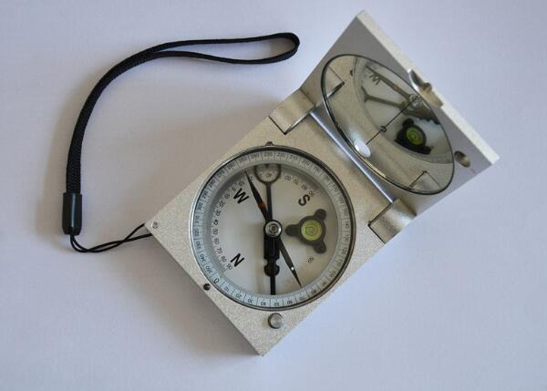 Harbin Geologic Compass DQL 2A Aluminum alloy theodolite Professional Surveying