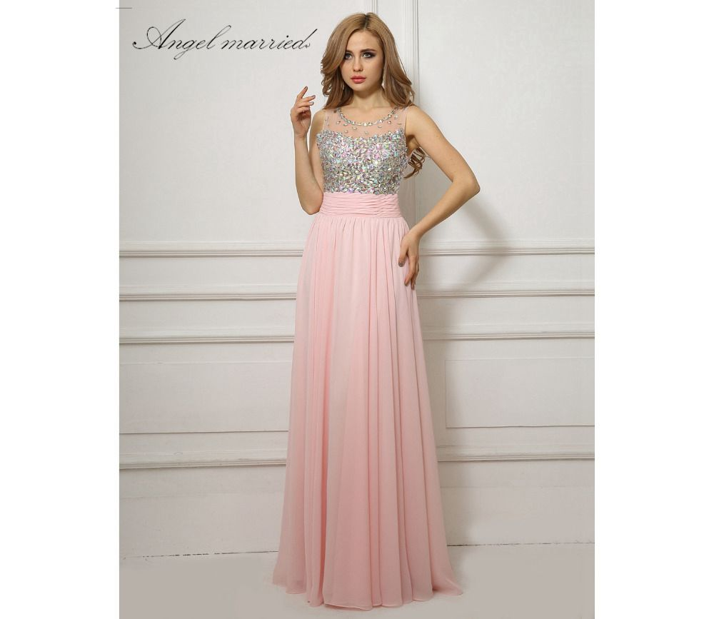 Online Get Cheap Long Simple Prom Dresses -Aliexpress.com ...