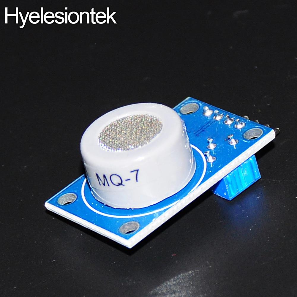 MQ-7 MQ7 Gas Sensor For Arduino CO Capture Detector Carbon Monoxide Gas Sensor Module Alarm LM393 Natural Gas Sensors Sensitive