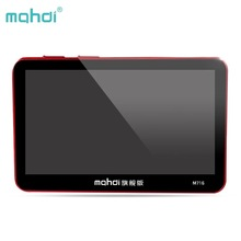 Mahid M716 MP4 HD 5 inch touch screen MP3 player 8GB digital media 720P Play  video TV output e-book Voice reading game