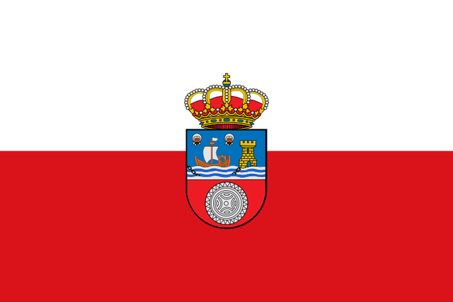 canary islands spain spanish flag 3ft x 5ft polyester banner flying