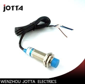 цена на Dia M18 Proximity Sensor 6-36VDC 8mm detective Approach Sensor Inductive Proximity Switch LJ18A3-8-Z/BX