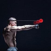 Горячая Распродажа, высокое качество, новинка, боксерский удар, тренировочный мяч, реакционный рефлекторный мяч, Hott, портативное фитнес-оборудование, тренировочный мяч