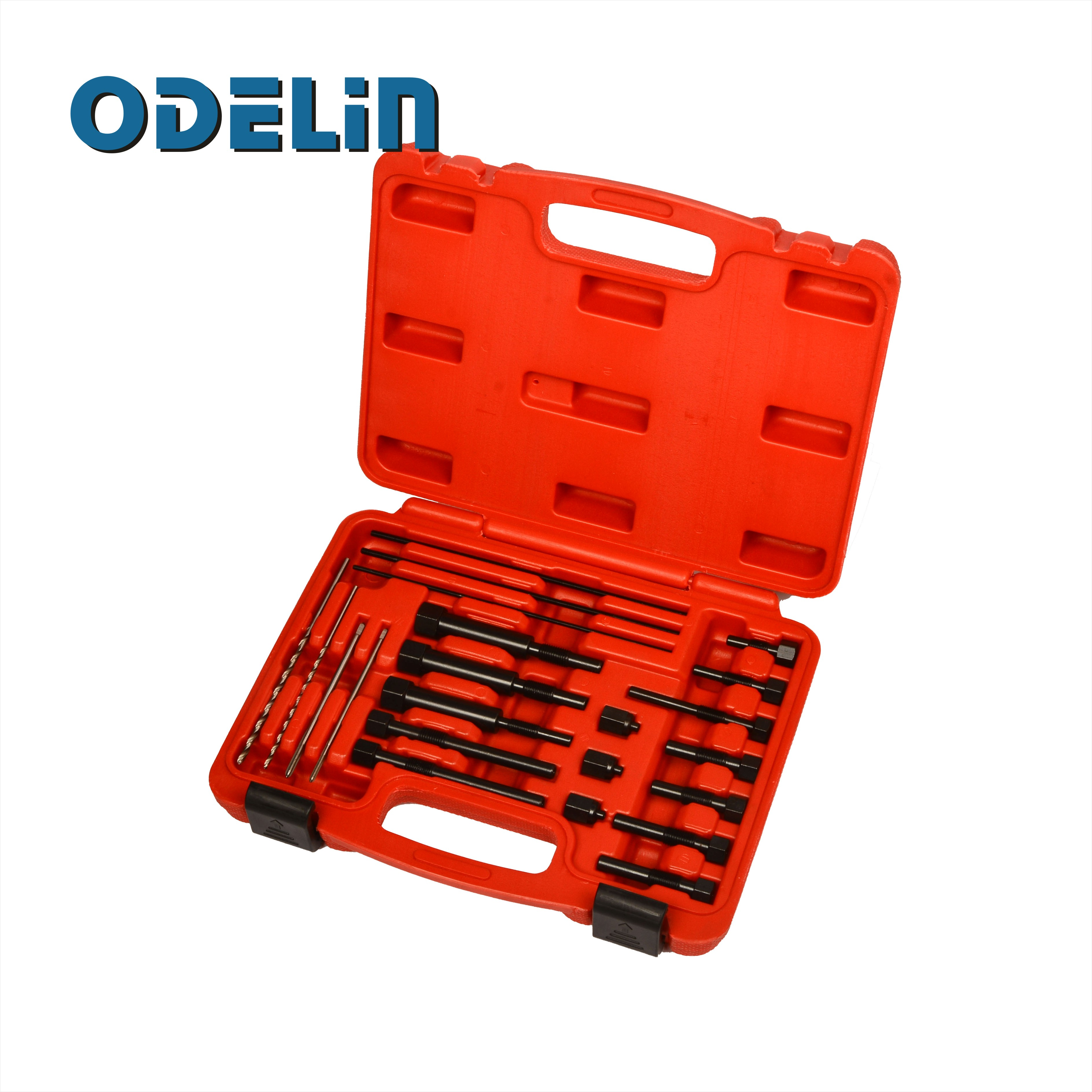 Glow Plug Electrodes Removal Extracting Plugs Tool Tools Set Kit Repair M8 M10