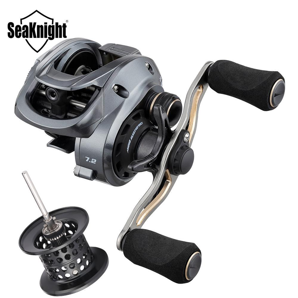 SeaKnight FALCON Baitcasting Fishing Reel 7 2 1 8 1 1 12 Bearings 209g Magnetic Brake