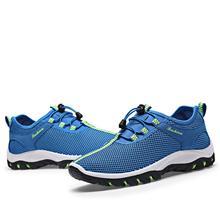 ABDB-сезон: весна–лето повседневная обувь для Для мужчин Новое поступление вентиляции модные кроссовки на открытом воздухе туризма удобные дышащие Для Мужчин's