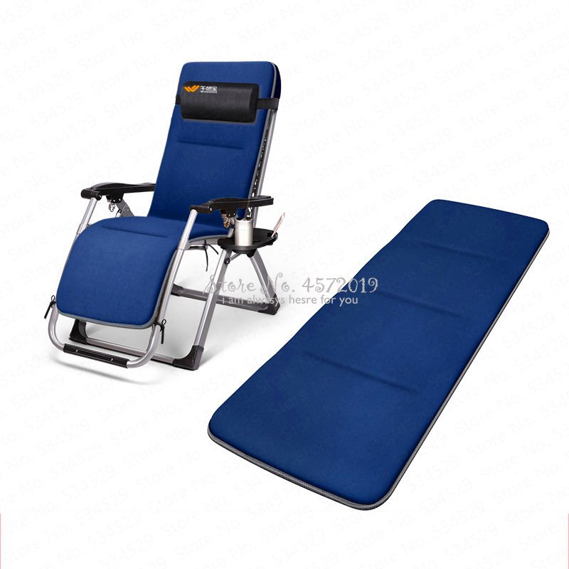 New Adjustable Nap Lounge  Recliner Beach Chair Fishing Chair Sun Lounger Relax Chair Recliner